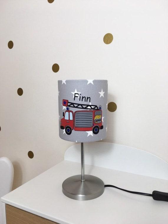 jungs geschenke tischlampe kinder lampe kinderzimmer etsy. Black Bedroom Furniture Sets. Home Design Ideas