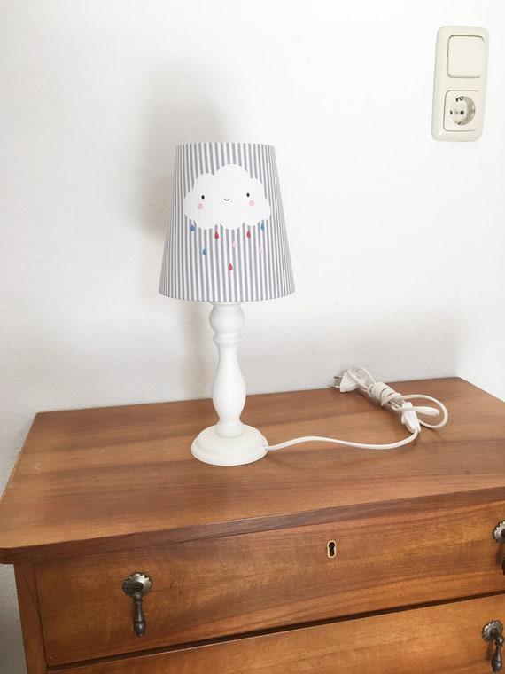 Tischlampe kinderzimmer nachttischlampe f r kinder geschenke etsy - Tischlampe kinderzimmer ...