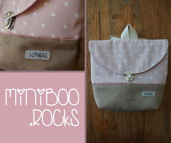 fab310dbcc Enfants sac à dos avec nom cartables sac à dos maternelle | Etsy