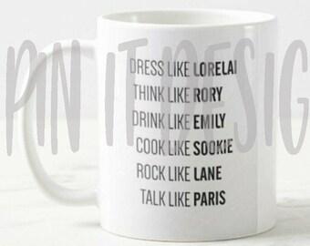 Gilmore Girls LIKE Mug