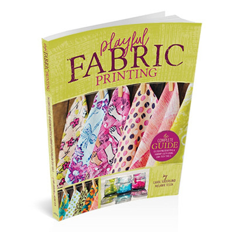 Playful Fabric Printing: The Complete Guide to Creating image 0