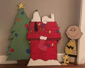 Charlie brown christmas | Etsy