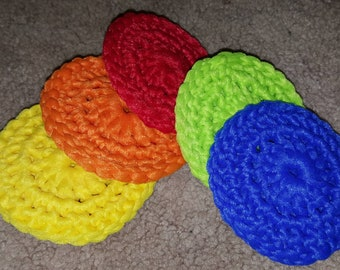 Crochet Scrubbies Etsy