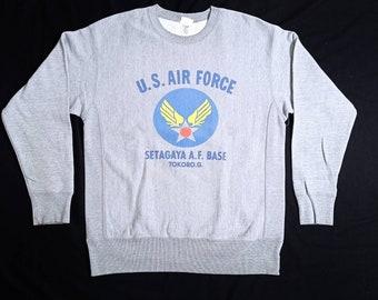 Vintage us air force setagaya air force base sweatshirt