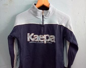 Vintage Sweater Kaepa American Feature Sport