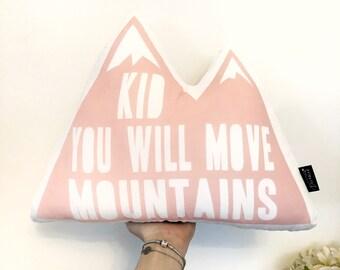 Mountain pillow | Etsy