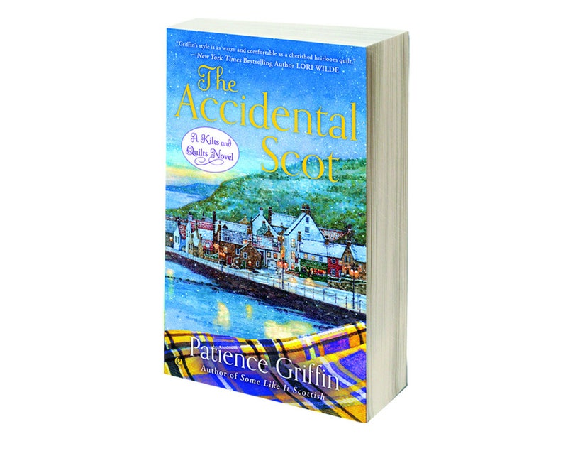 Personalized Signed Copy of The Accidental Scot book 4 in image 0
