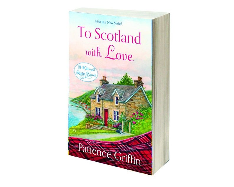Signed Copy of To Scotland with Love book 1 in the Kilts and image 0