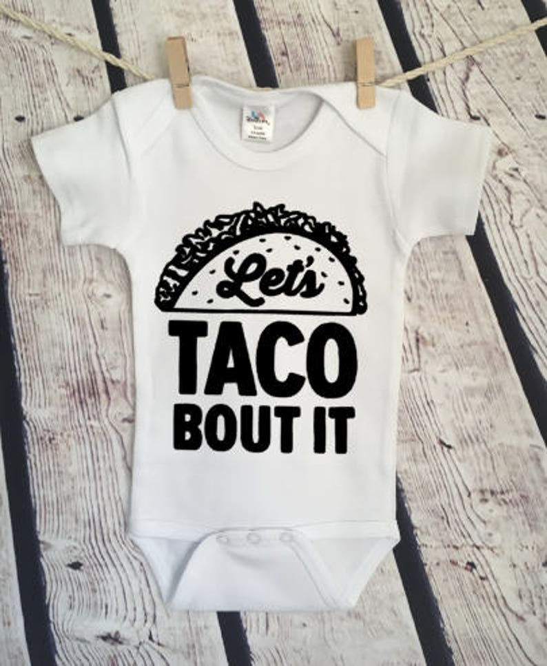 b445238eb5c Let s Taco About it Snarky Hipster Cute Funny Adorable