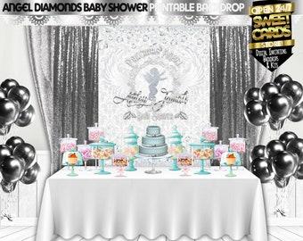 Angel Baby Shower Etsy