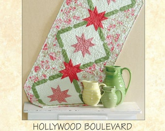 Hollywood Boulevard Pattern by Atkinson Designs