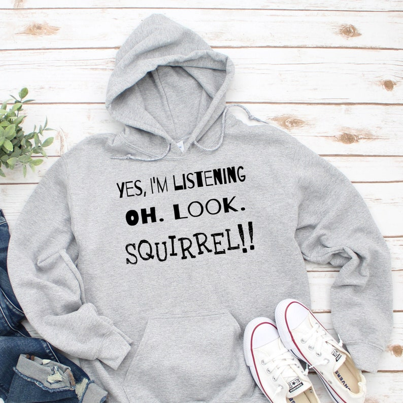Christmas Squirrel Men Sweatshirt S M L XL 2XL 3XL