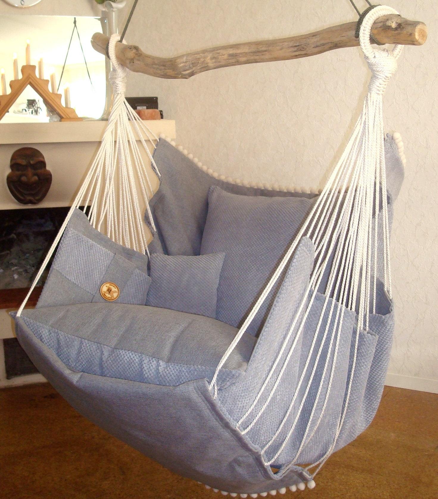 Hammock Chair Gray Gray