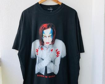 29d1f7c0af089d Vintage Original 90s Marilyn Manson