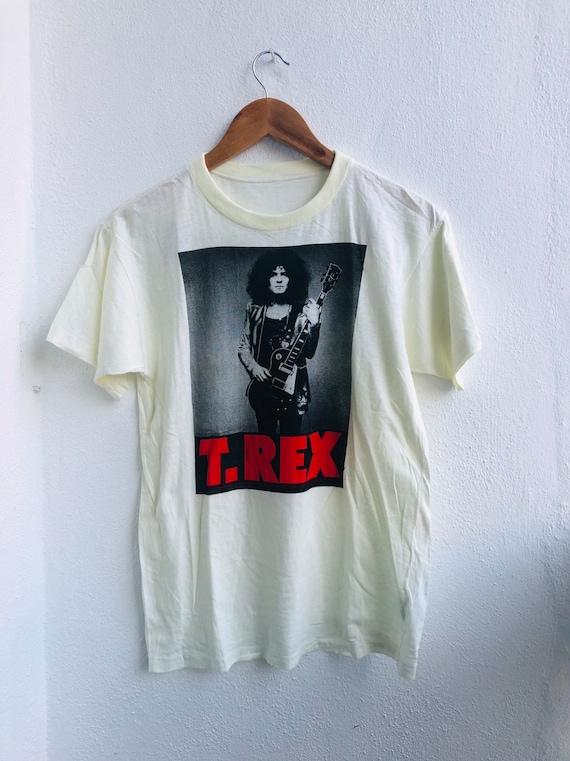 """Vintage T-Rex """" Marc Bolan"""" Craven 100s Promo Teic"""