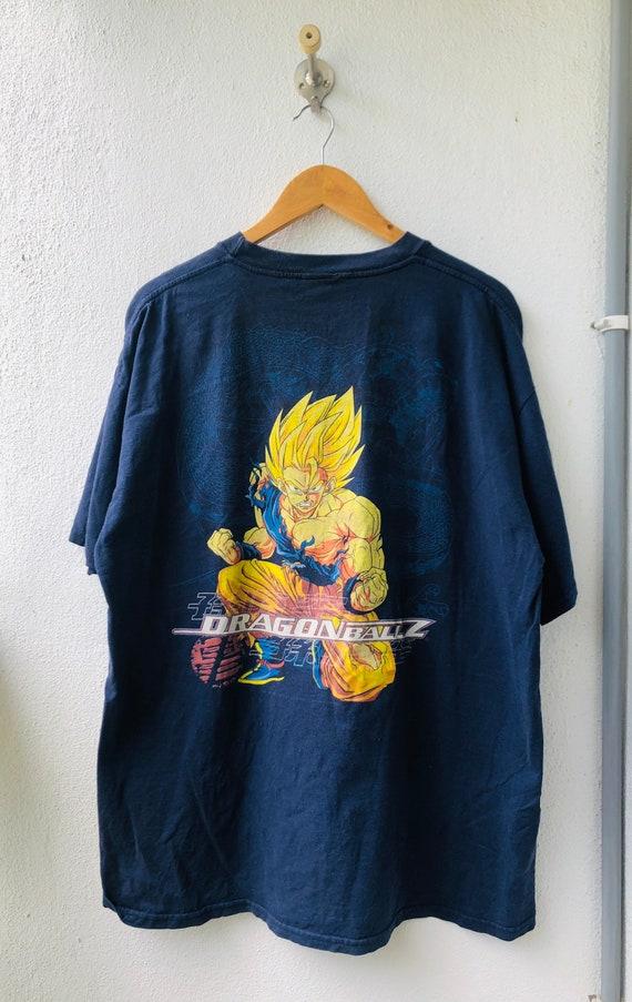 "Vintage Original Early 00s Dragon Ball Z "" Saiyan"