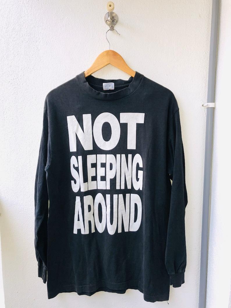 Vintage Original 90\u2019s Ned\u2019s Atomic Dustbin \u201c Are You Normal 1992 \u201c England Alternative Indie Rock Music by Furtive Records Promo T-Shirt