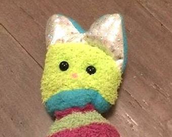 Soft creature (optional noisemaker)