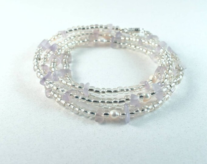 Waist beads, Handmade in the USA