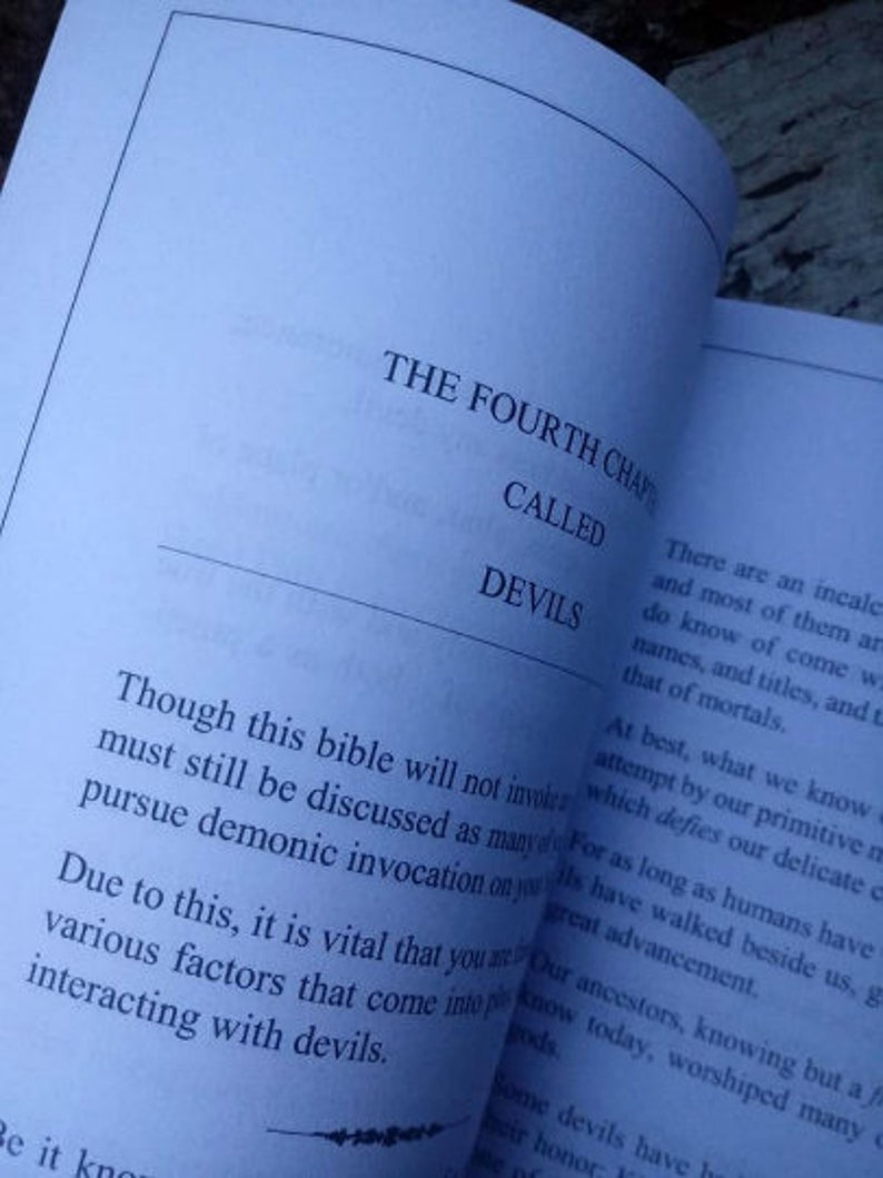 The Satanic Trilogy - The Unholy Bible, Book of Kings, and Book of Hymns -  Occultism, Demonology, and Satanism