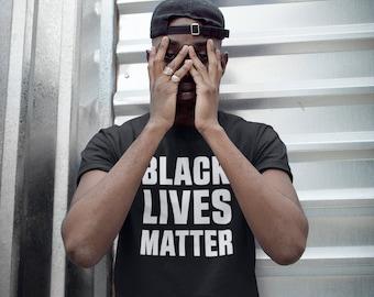 Black Lives Matter Unisex Tshirt