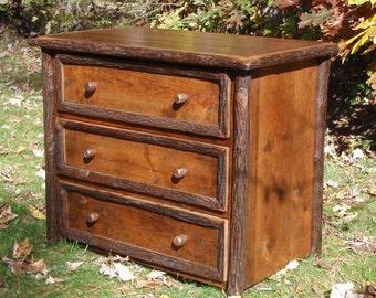 Handcrafted Rustic Dresser-Rustic Furniture-Bedroom Furniture-Lodge Furniture-Custom Furniture-Cabin Furniture Made In The USA