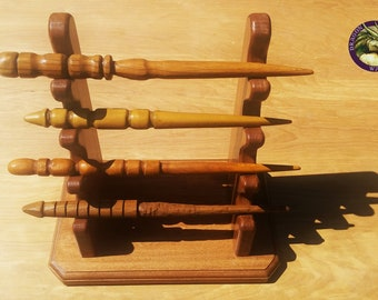 4 Tiered Wand Display Rack
