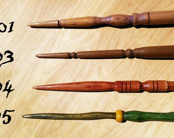 Dragon Alley Wizard Wands 101 - 105