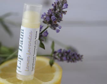 Lip Balm - Lemon Lavender