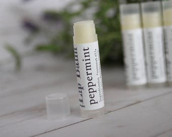 Lip Balm - Peppermint