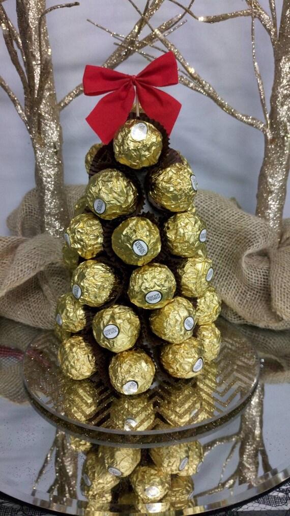 Ferrero Rocher Weihnachten Urlaub Geschenk-Baum | Etsy