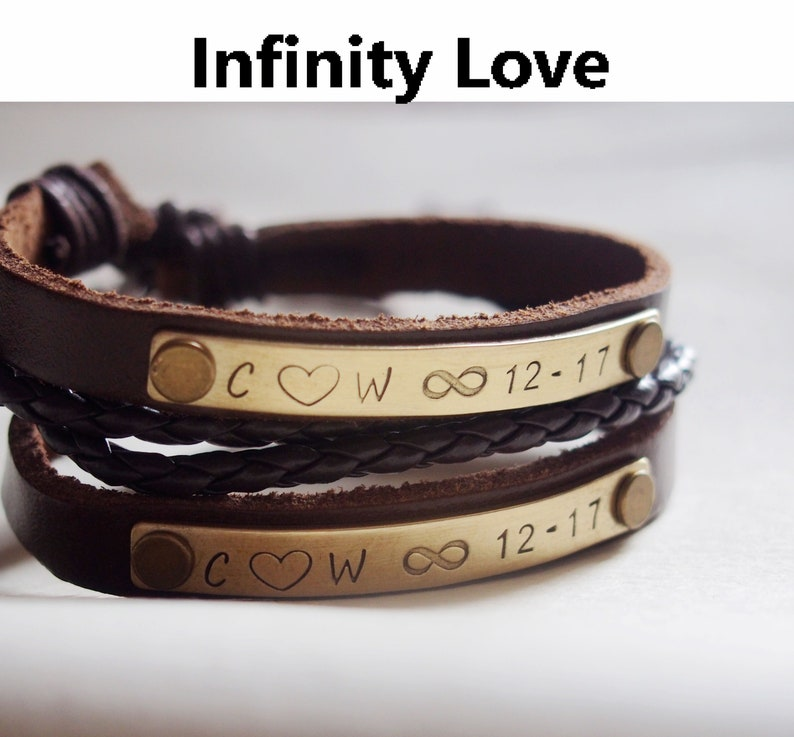 5951e4301 Matching couples bracelet Custom Bracelets for couple | Etsy