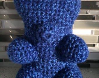 Crochet Gummy Bear