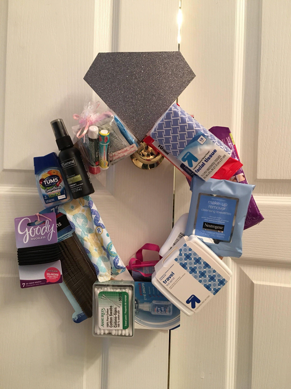 Wedding Emergency Kit 911 toiletry Kit Bride Gift Day of ...
