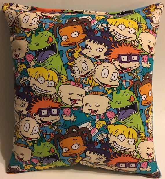 Betty Boop Pillow Vintage Classic Boop Pillow Yellow Vintage Cartoon Pillow HANDMADE In USA Pillow is approximately 10 X 11