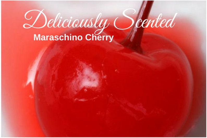 Bottle 4 Oz Maraschino Cherry Premium Fragrance Oil