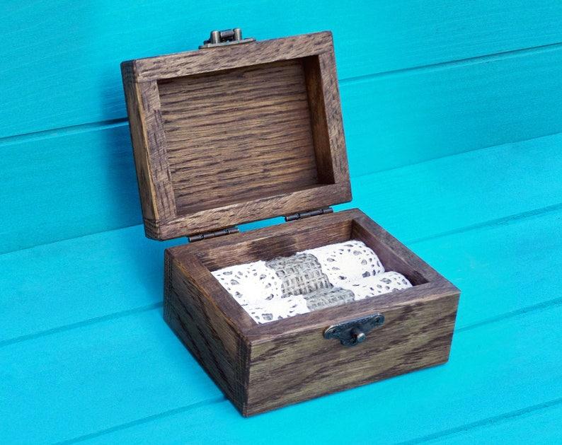 Bearer Ring Box+Keepsake Ring Box+Engagement Proposal Ring Box+Perfect Keepsake Mickey /& Minnie Ring Boxes+Disney Wedding+Wooden Ring Boxes