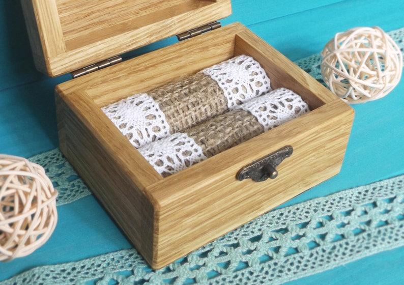 Ring Box-Laser Engraved Ring Box-Wedding Ring Pillow-Wedding Ring Cushion-Rustic Ring Box-Stag and Doe Ring Box-Wedding Ring Box with Deer
