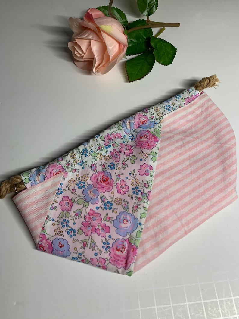 Japanese drawstring bag