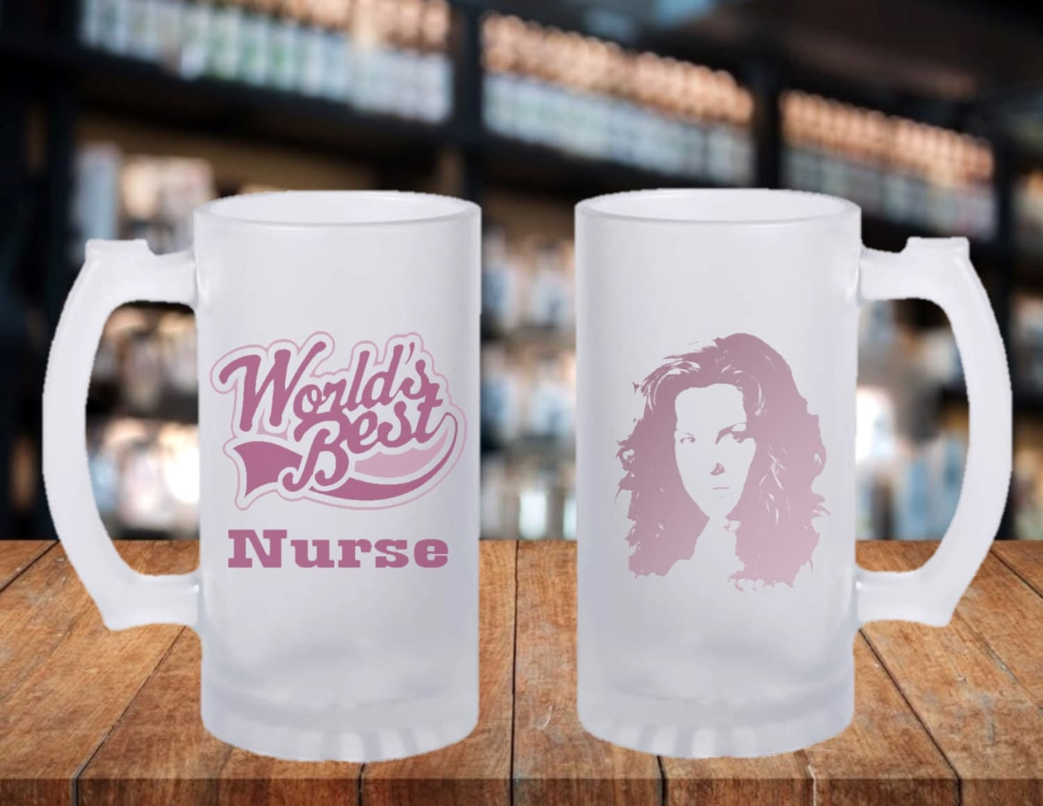 Frosted Mug Worlds Best Nurse Gift Ideas Girl Idea Girlfriend