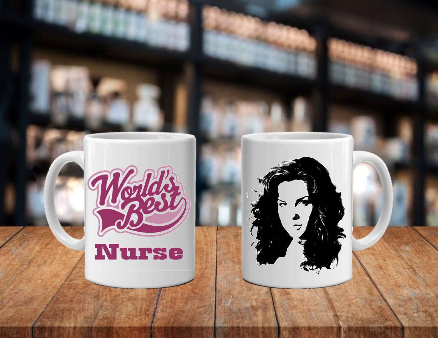 Worlds Best Nurse Gift Ideas Girl Idea Girlfriend Portrait