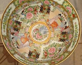 Beautiful Large Japanese Bowl