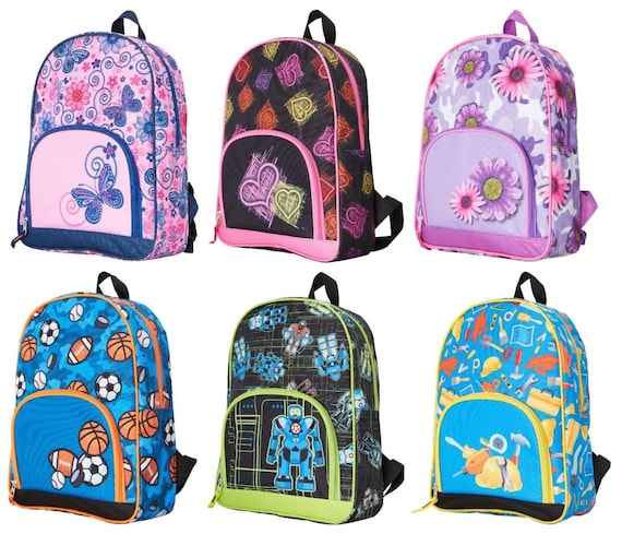 ccc4a0ca200 Personalized Kids Backpack Girls Backpack-Boys Backpacks   Etsy