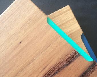 Recycled Hardwood Chopping Board