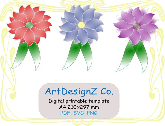 Pdf svg petal giant paper flower templates 3d floral diy paper pdf svg petal giant paper flower templates 3d floral diy paper flower wedding and event decor diy trace and cut files handmade decor from artdesignzco mightylinksfo