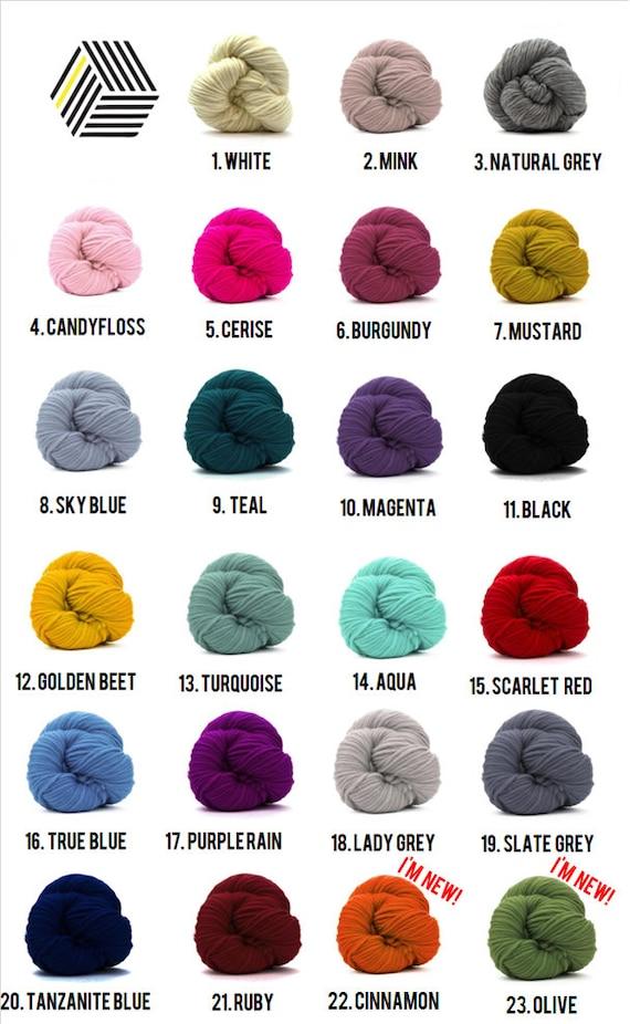 Crochet DIY Kit Kit de principiantes ganchillo ganchillo | Etsy