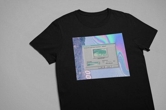 Vaporwave Old School Windows Xp Sea Punk E Girl Aesthetic Etsy