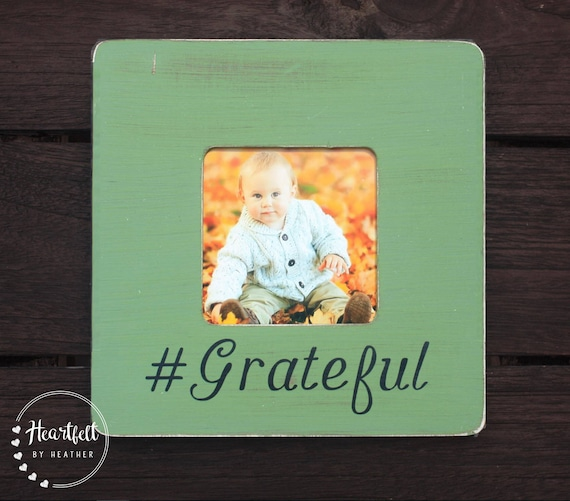 Thanksgiving Picture Frame Family Picture Frame Family Photo Etsy