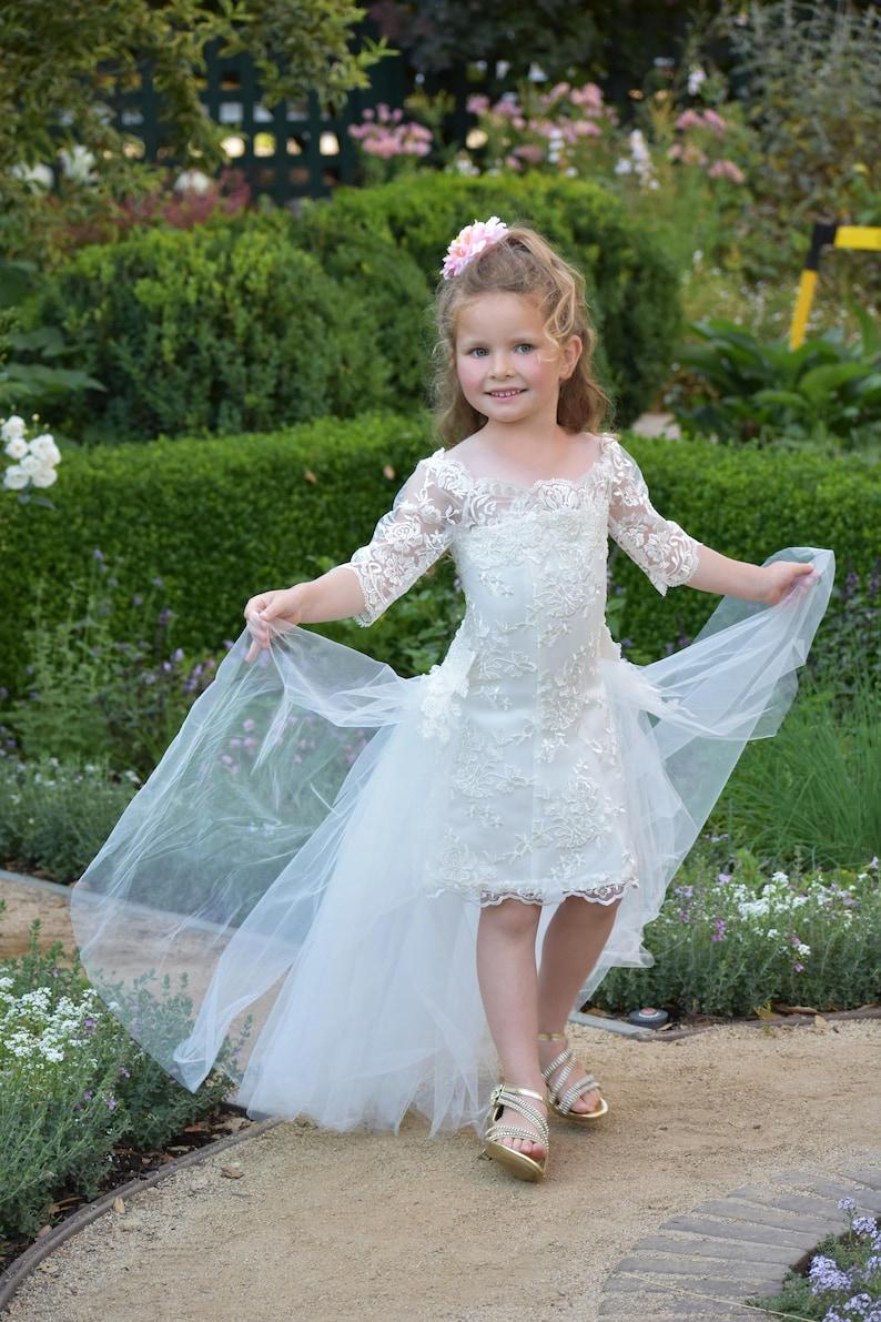 8cb303853bd Ivory Flower Girl Dresses Toddler - Gomes Weine AG
