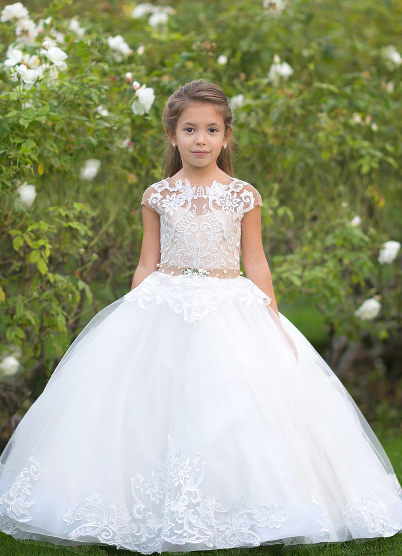 0909a9f3227c3 Flower Girl Party Dresses - raveitsafe